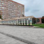 Площадь им. Дерунова, г. Рыбинск