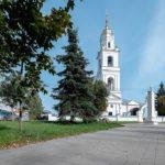 Сквер у Яковлевской церкви г. Ярославль